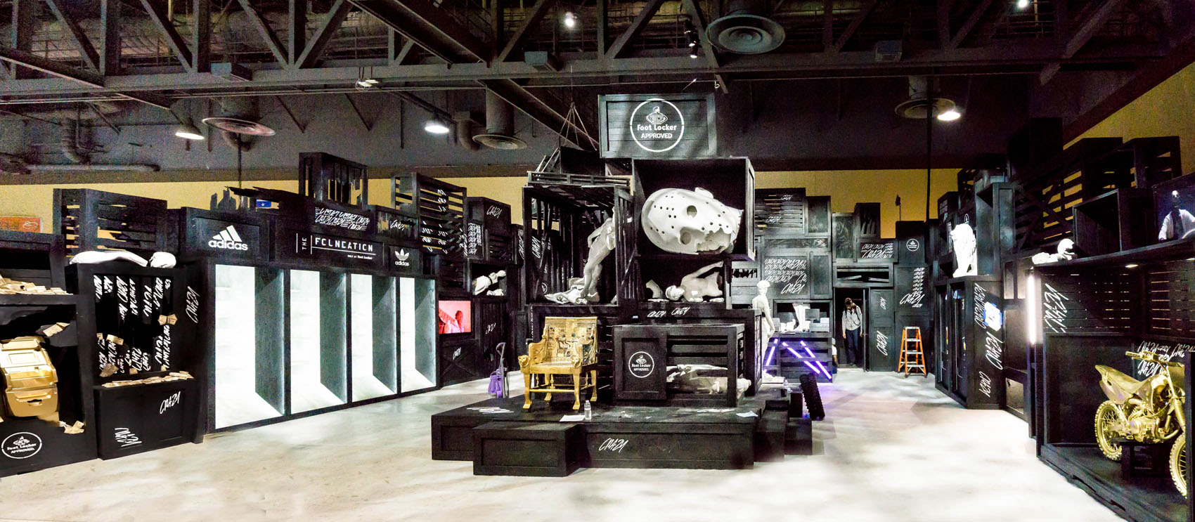 Trade Show Exhibits Fabrication